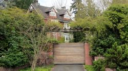 La maison de Kurt Cobain et Courtney Love à Seattle est en