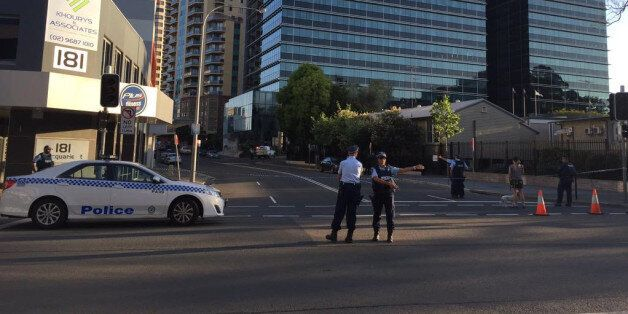 Reports: 2 Dead After Shooting Outside Parramatta Police