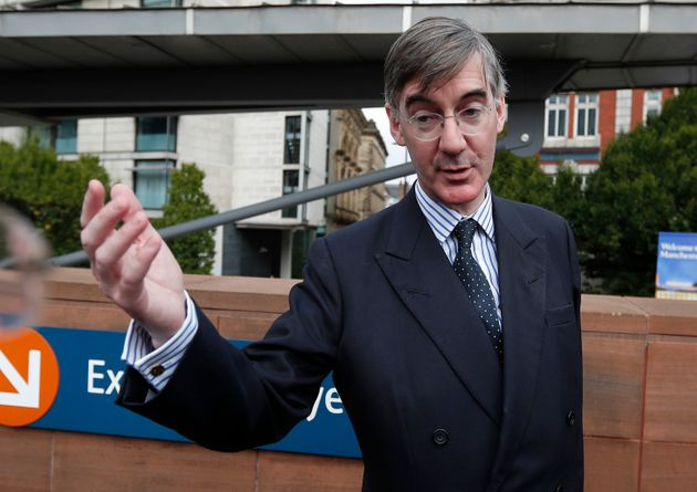 Rees-Mogg Accuses Manchester Venue Of 'Political Spite' For Cancelling Hard Brexit