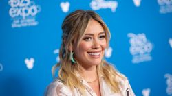 Hilary Duff Introduces Her Family To 'Lizzie McGuire' In Adorable