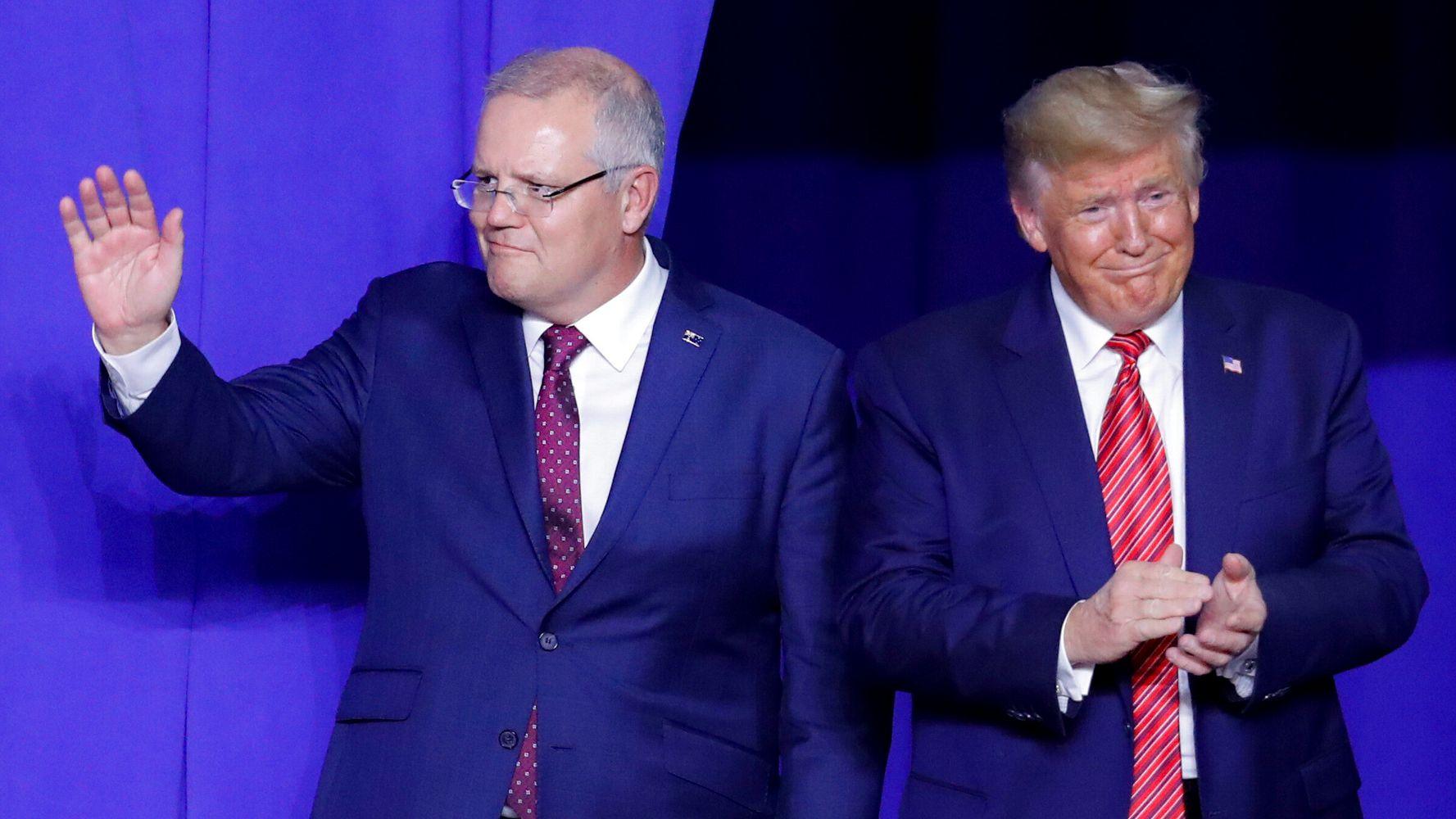 Westlake Legal Group 5d9265572100005b00fe589e Trump Reportedly Pressured Australian Leader To Assist DOJ In Investigating Mueller Probe
