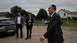 Les agriculteurs affectés par l'incendie de Lubrizol seront indemnisés, promet Didier