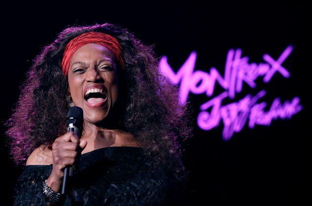 Jessye Norman, ici au Festival de Jazz de Montreux en 2010, est