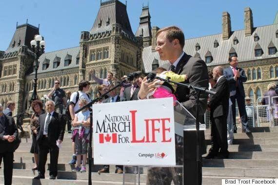Brad Trost, Anti-Abortion Social Conservative, Mulls Tory Leadership
