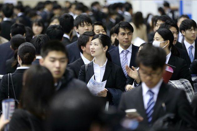 就職採用活動のイメージ写真