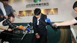 '손가락 욕설' 김비오가 자격정지 3년에 벌금 1000만원 중징계를