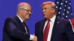 트럼프가 호주 총리에게 '뮬러 특검' 진상조사 협조를