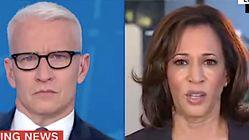 Kamala Harris Urges Twitter To Halt Trump's Account For Inciting Whistleblower