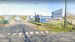 Près de Rouen, une usine chimique classée Seveso seuil haut mise à