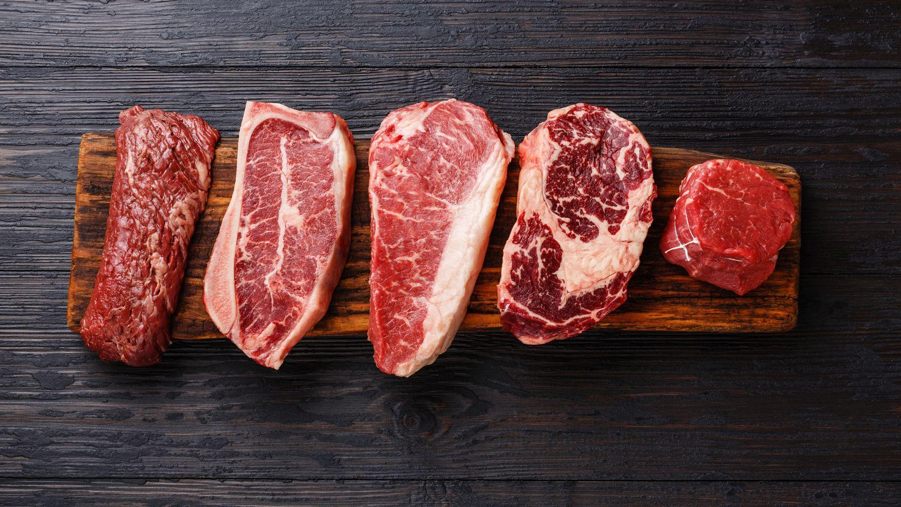 Manger moins de viande rouge est-il nécessaire? Ces chercheurs ...
