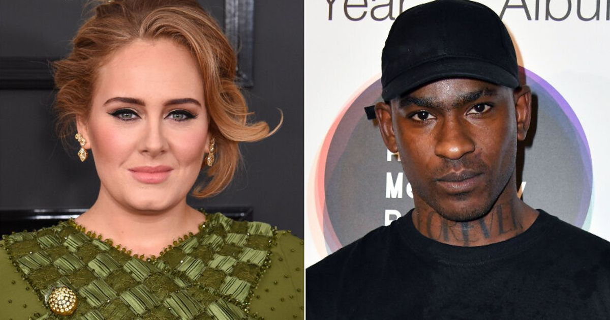 Adele And Skepta Dating Rumours Surprise Fans But They Re All Here For The Unexpected Romance Huffpost Uk