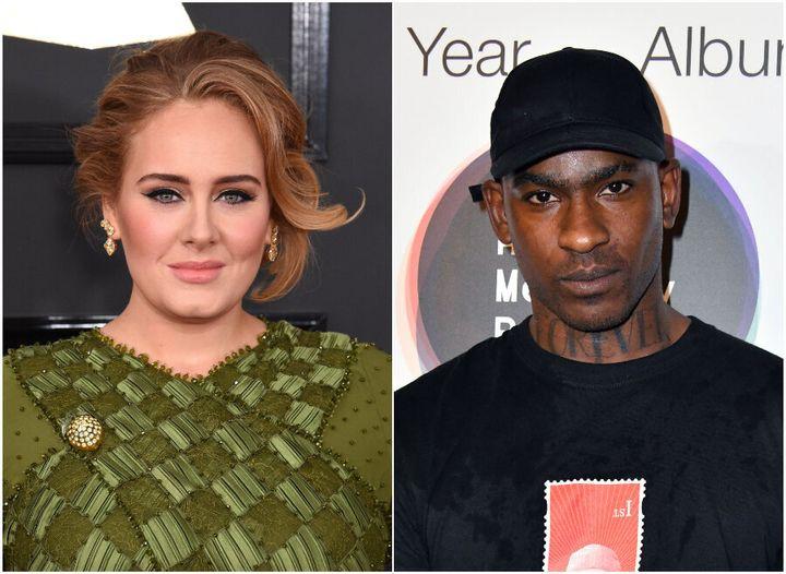 Adele and Skepta