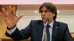 Puigdemont niega vínculos con los CDR en prisión: es una