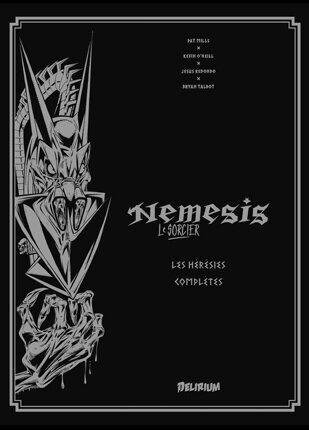 Nemesis le sorcier, Pat Mills, Kevin O'Neill, Jesus Redondo & Bryan Talbot