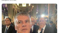 Après son selfie aux obsèques de Chirac, ce député
