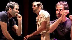 Jalil Tijani et son spectacle