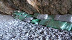 Πώς «ξηλώθηκε» το κύκλωμα που μετέφερε 1.200 κιλά κάνναβης με φουσκωτά - «αστραπή» και τα έκρυψε σε