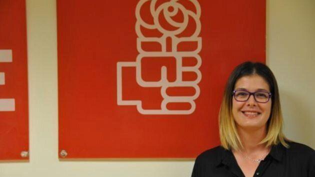 La alcaldesa de Móstoles, Noelia