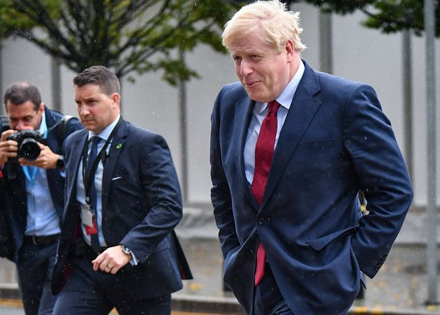 Boris Johnson Claims 'No Memory' Of Lunch With Charlotte Edwardes – But Maintains Groping Allegation...