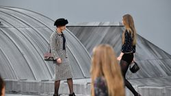 Gigi Hadid Faces Off With Woman Who Crashed Chanel