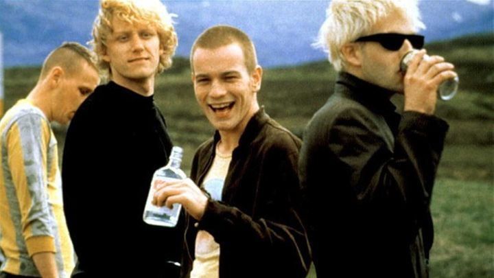 """The cast of """"Trainspotting"""""""