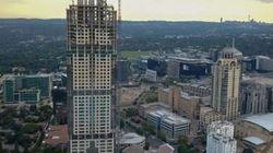 Leonardo: Το υψηλότερο κτίριο της Αφρικής που σχεδιάστηκε από