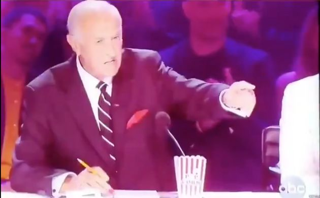 Len Goodman shocked Dancing With The Stars