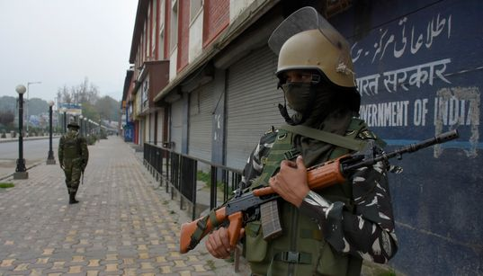 Govt Breaking Detention Laws In Kashmir As Thousands Are