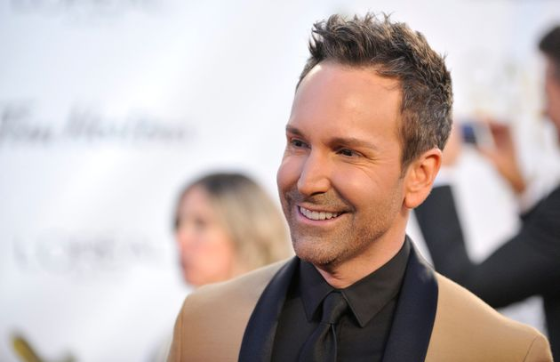 Eric Salvail arrives at the Gala Artis 2016 Awards ceremony, on April 24, 2016 in Montreal. THE CANADIAN...