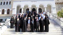 Η Ιερά Κοινότητα αναγνωρίζει την προσφορά Δήμτσα στη διοίκηση του Αγίου
