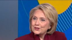 Hillary Clinton: Staying Married Was 'Gutsiest Thing I've Ever