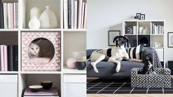 IKEA LURVIG Pet