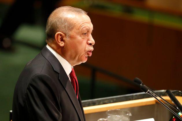 Προειδοποίηση Ερντογάν για επικείμενη στρατιωτική επιχείρηση στη