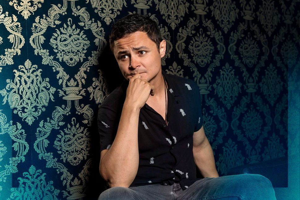 "Arturo Castro credits ""Broad City's"" creators for making his ""entire career possible."""