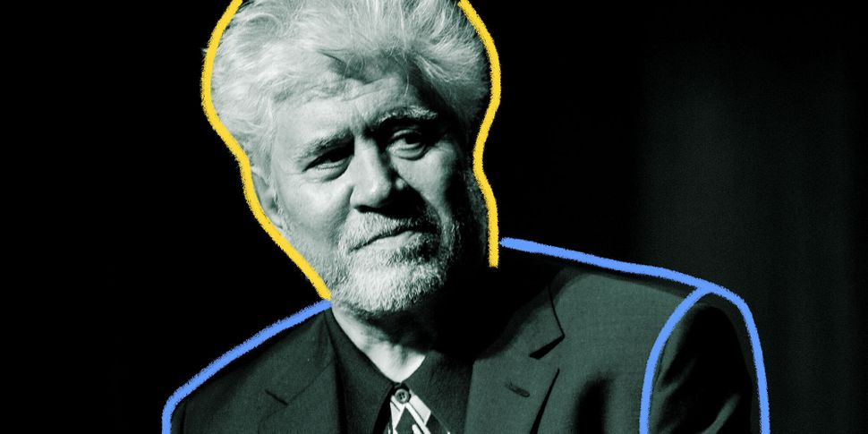 Pedro Almodóvar, Cinema's Chief Iconoclast, Has Many Muses. This Time, He's One Of Them.