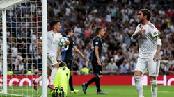 Un desastroso Real Madrid empata frente al Brujas en Champions