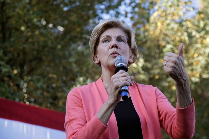 Sen. Elizabeth Warren (D-Mass.) is proposing a tax on corporate lobbying as part of her 2020 presidential campaign platform.