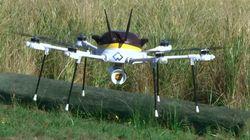 UPS devient le 1er groupe autorisé à lancer une flotte de drones