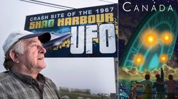 Canada's Most Famous UFO Sighting Is Now On A