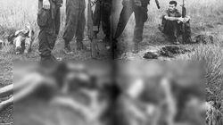 일본에 유포된 '베트남 여성 강간 살해한 한국군' 사진은
