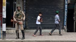 Kashmir: 144 Children, Including 9-Year-Old, Were Detained Since August, Police Tells J&K Court