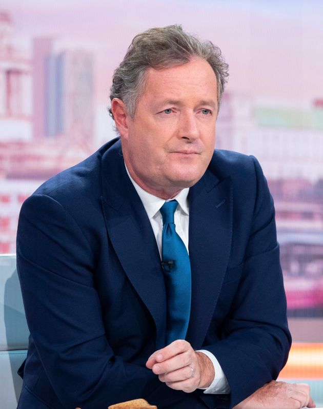 Piers Morgan Accuses Meghan And Harry Of Bullying Press With Mail On Sunday Lawsuit