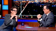 Rachel Maddow Tidak Truf Impeachment Menjelaskan Untuk Stephen Colbert