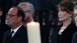 Βίντεο: Τι είπε ο Ολάντ στην Κάρλα Μπρούνι- Σαρκοζί και προκάλεσε αυτή την