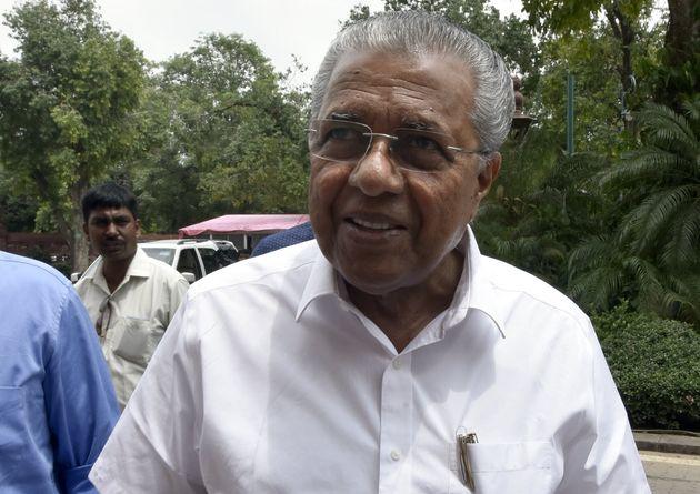 Kerala Chief Minister Pinarayi