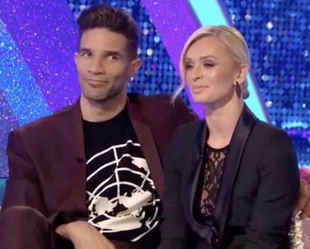 David and his partner Nadiya