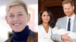 Ellen DeGeneres 'Proud' Of Meghan And Harry As She Leads Support For Legal