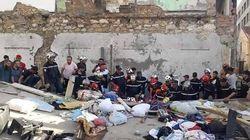 Deux morts dans l'effondrement d'un habitat précaire à Oran (Protection