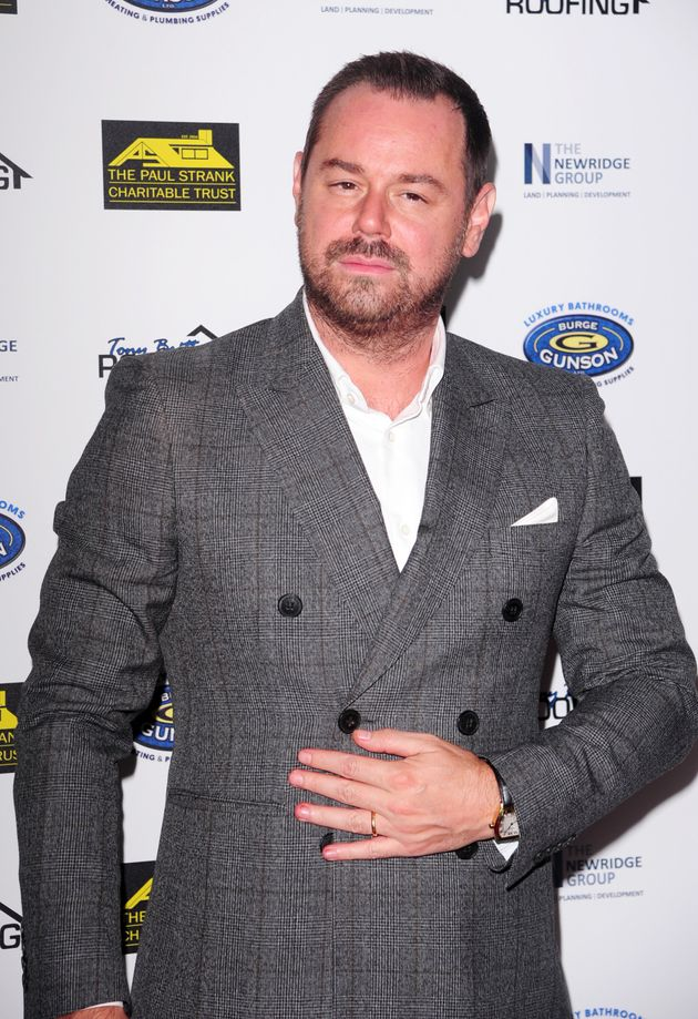 Danny Dyer is also descended from
