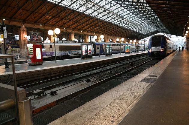 La Gare du nord au mois de septembre